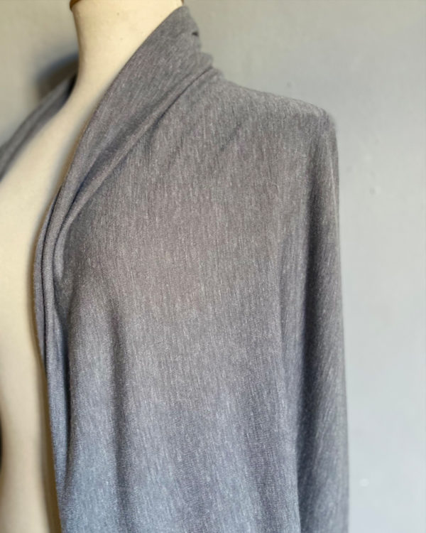 teixit gris felpina